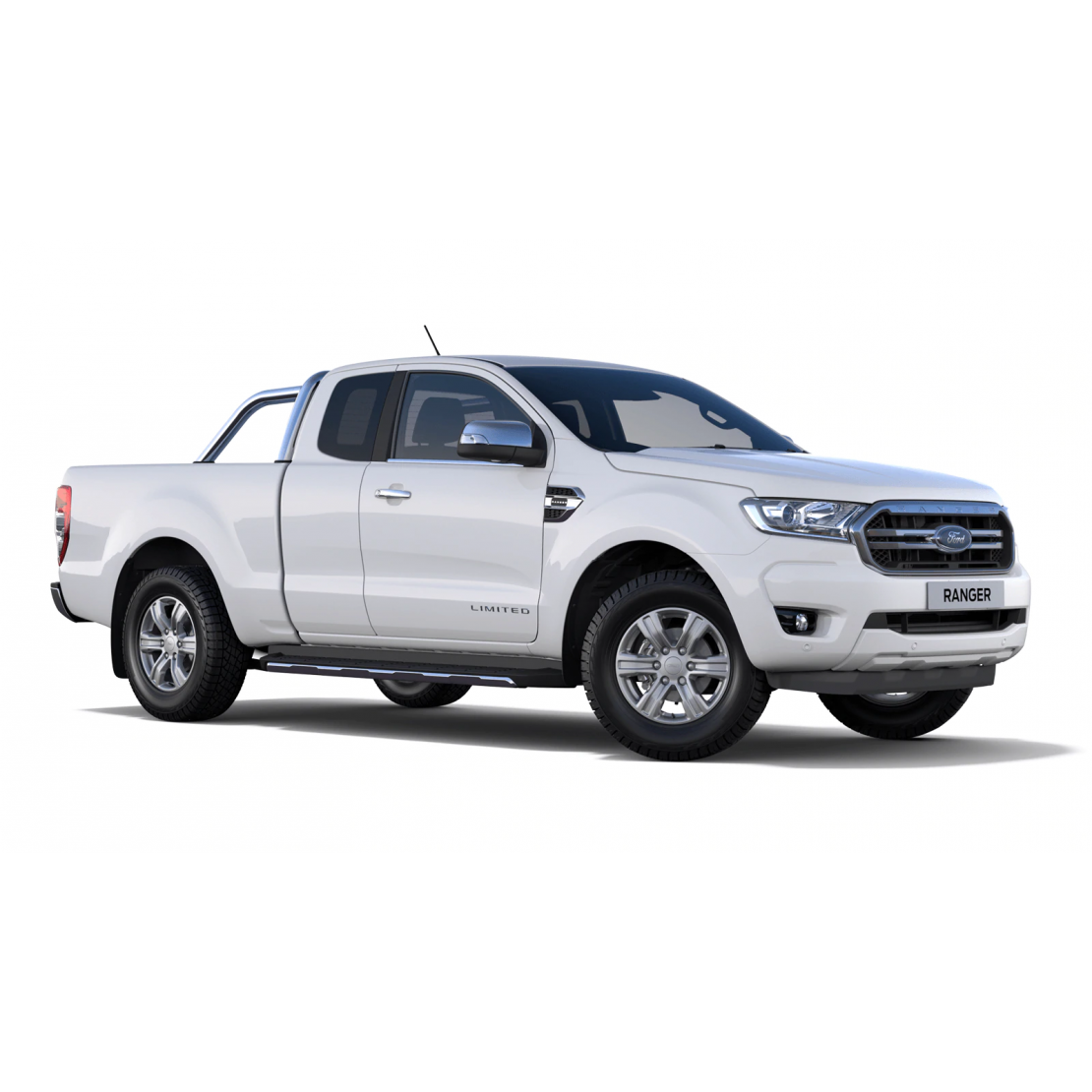 FORD RANGER 2.0 DOUBLE CAB LIMITED AUTO 213